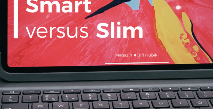 Smart versus Slim, Logitech Slim Folio Pro, Jiří Hubík, iConsultant