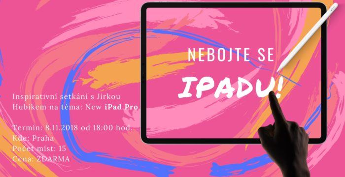 Nebojte se iPadu