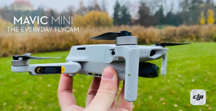 DJI Mavic Mini - dron pro každý den, Jiří Hubík, iConsultant