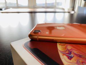 iPhone XR není jen na víkend