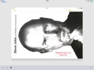 iOS 11 Poznámky, Notes, Scanning