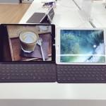 Porovnání iPad Pro 9.7 palce a iPad Pro 10.5palce