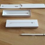 Obsah balení Apple Pencil