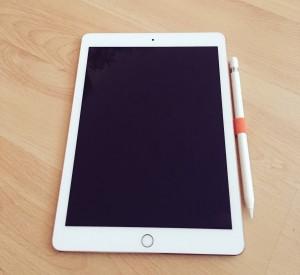 Uchycení Apple Pencil k iPad Pro