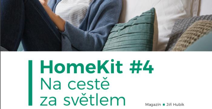 HomeKit #4: Na cestě za světlem