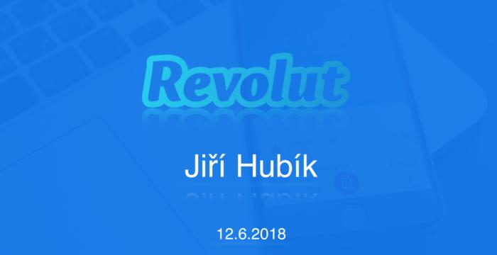 Vše o Revolut - záznam webináře