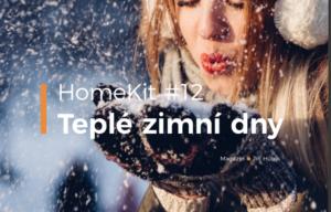 HomeKit #12 Teplé zimní dny