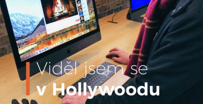 Viděl jsem se v Hollywoodu, rozhovor, Daniel Březina, Jiří Hubík, iConsultant